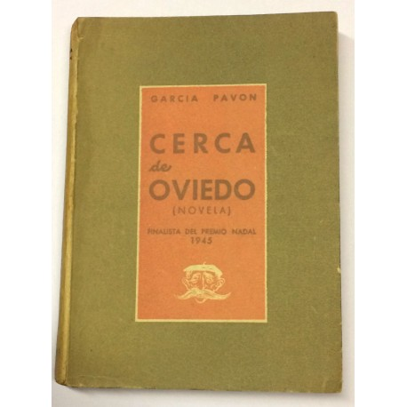 Cerca de Oviedo (novela).