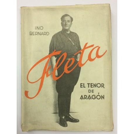 Fleta. El tenor de Aragón.