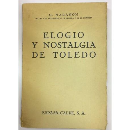 Elogio y nostalgia de Toldedo.