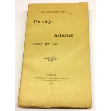 Un viaje á Asturias pasando por León.