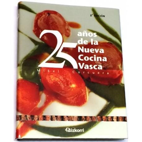 25 años de la Nueva Cocina Vasca.