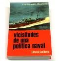 Visicitudes de una política naval.