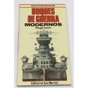 Guía ilustrada de los Buques de Guerra modernos.