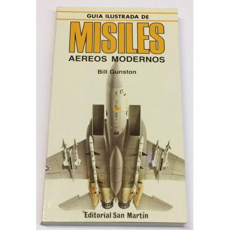 Guía ilustrada de los Misiles aéreos modernos.