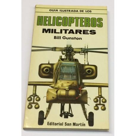 Guía ilustrada de los Helicópteros militares.