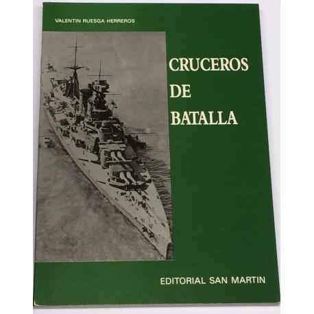 Cruceros de batalla.