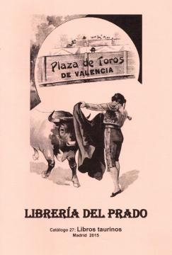 Catálogo nº 27 Librería del Prado