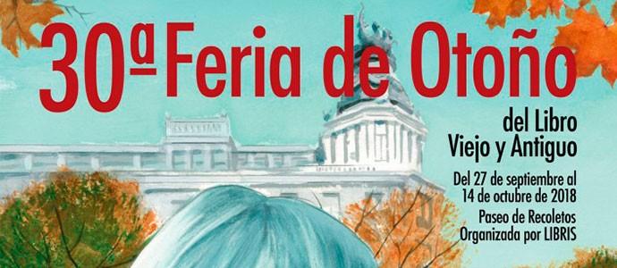 30ª Feria de Otoño del Libro Viejo y Antiguo de Madrid